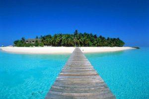 Vakantie naar de Malediven