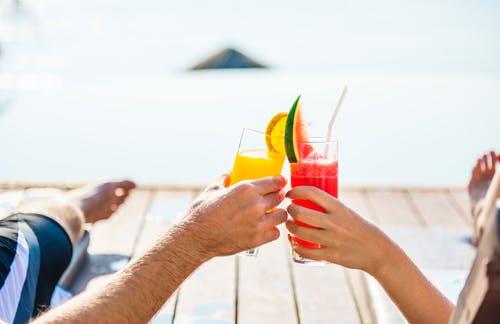 Lekker genieten op vakantie
