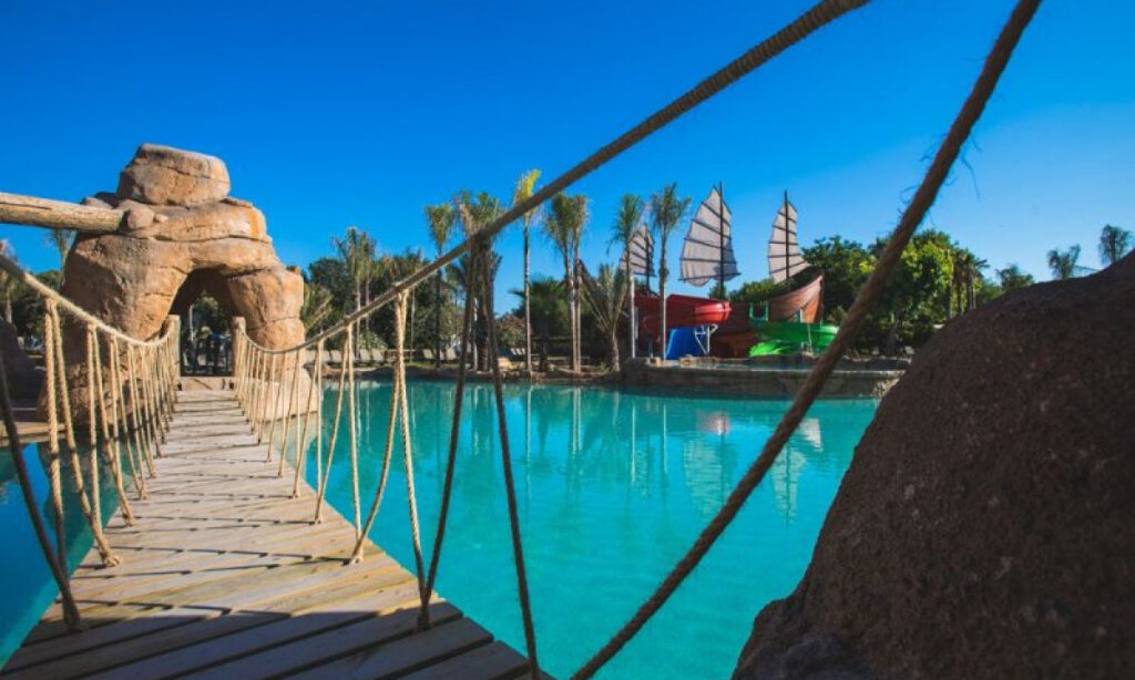 Camping El Delfin Verde